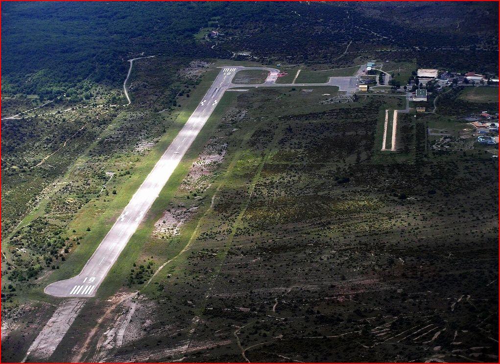 Aerodrome Aubenas