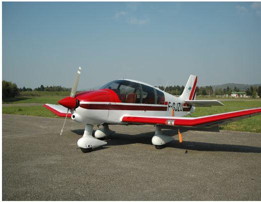 Avion DR 400 - 120cv - F-GJZU